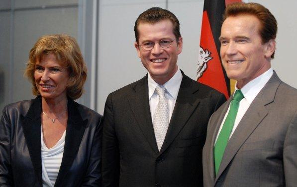 Dagmar Wöhrl, Karl-Theodor zu Gutenberg, Arnold Schwarzenegger