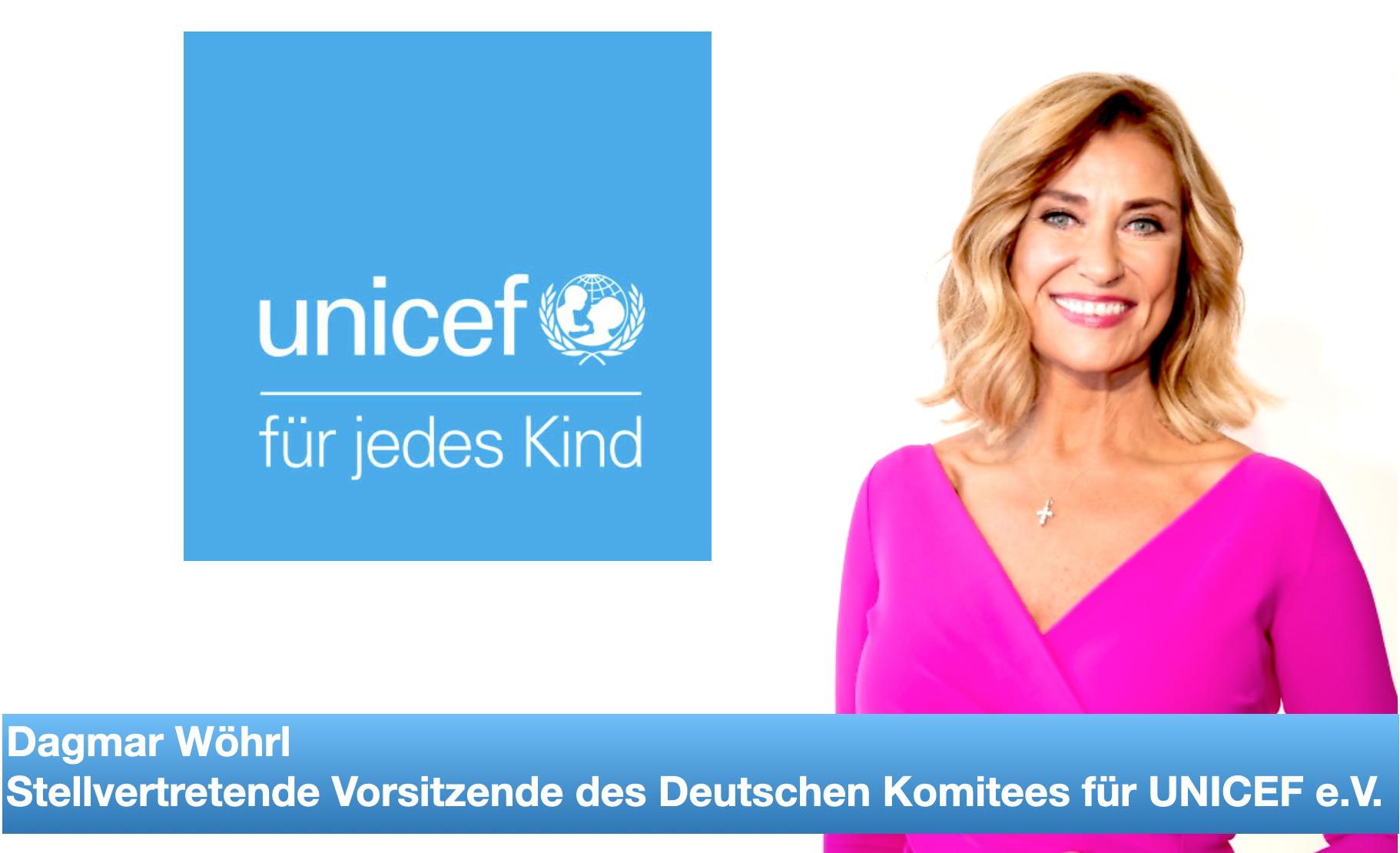 UNICEF Deutschland Geschäftsbericht 2019, Pressemitteilung zum ehrenamtlichen Vorstand - 19.06.2020